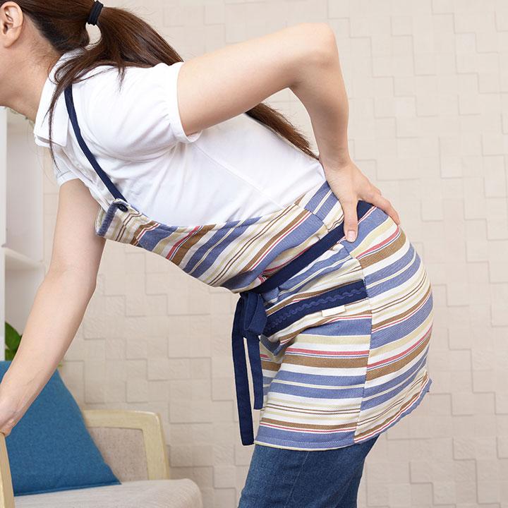 介護職の悩みの種「腰痛」