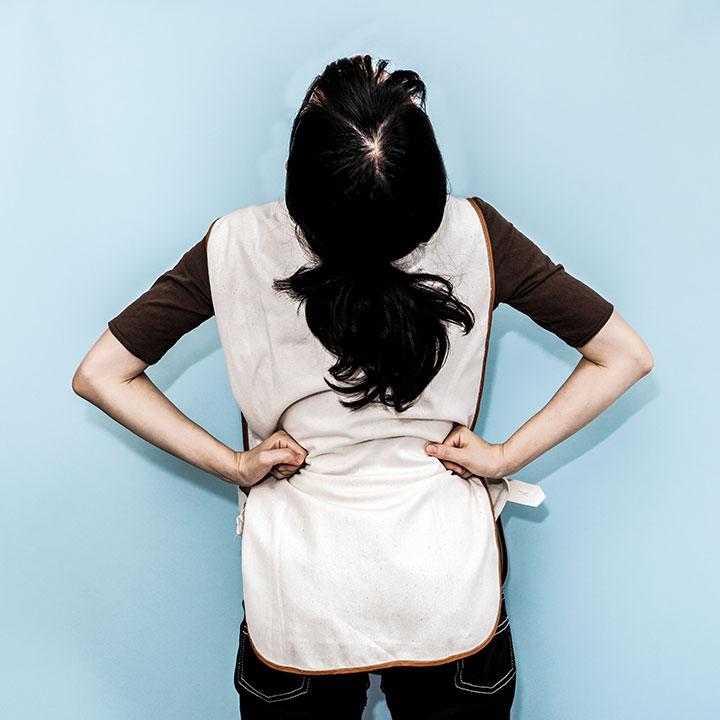 腰痛予防の工夫とストレッチ